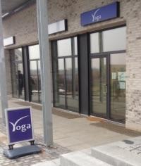Yoga Roskilde. Yogastien har mange yogahold.